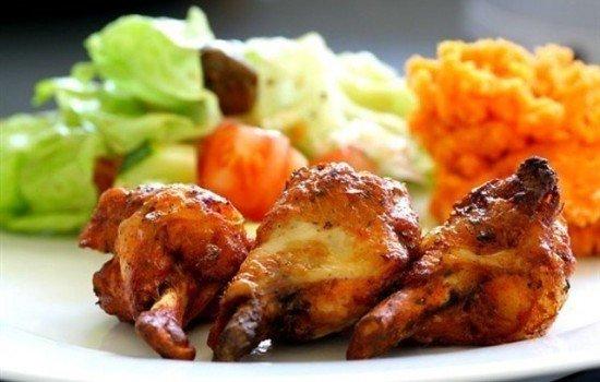 Жареная курица в мультиварке. Вкуснее, чем на сковороде