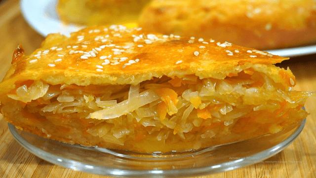 Супер тесто для любого пирога