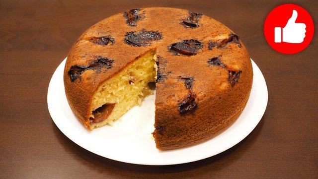 Пирог на скорую руку