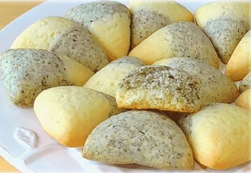 Мохито - бюджетное песочное печенье
