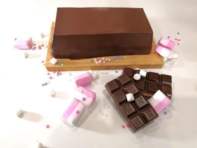 Шоколадный мусс