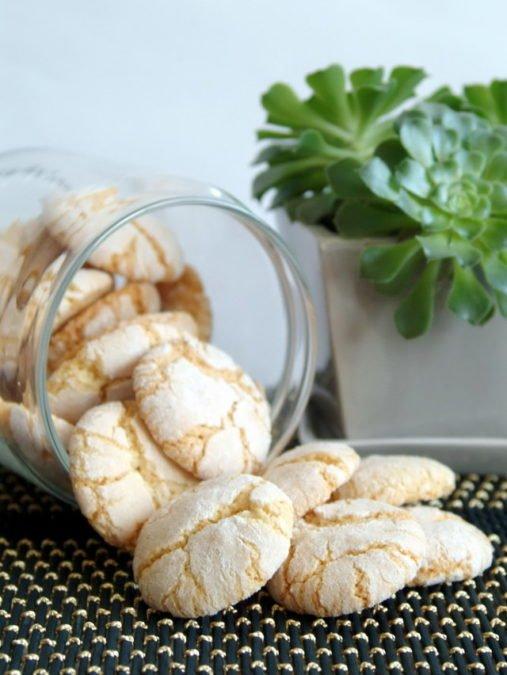 Аmaretti - миндальное печенье