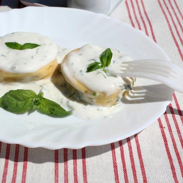 Равиоли с творогом и сыром за 2 минуты (вкусно,быстро,просто!)