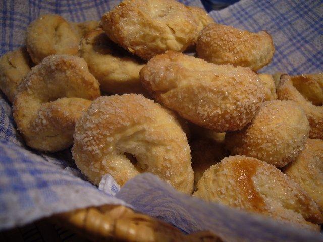 Торчетти (быстрое итальянское печенье)