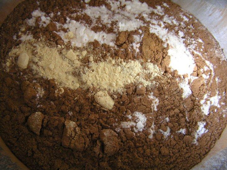 Панфорте - итальянский рождественский пирог
