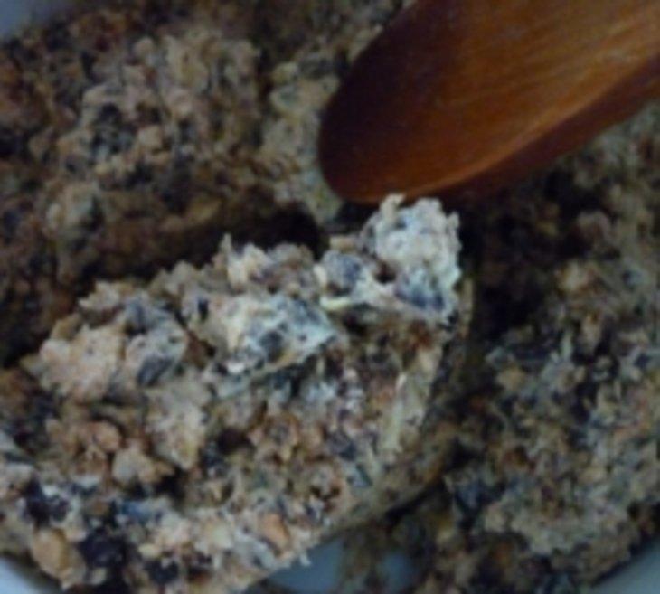 Торт-десерт капрезе