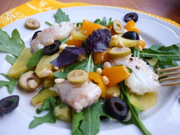 Миланский салат