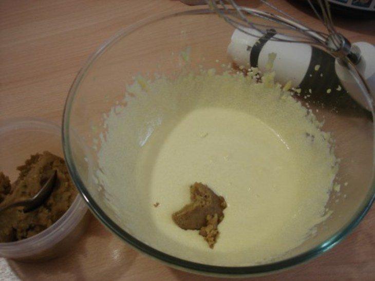 Торт каштаново-шоколадный
