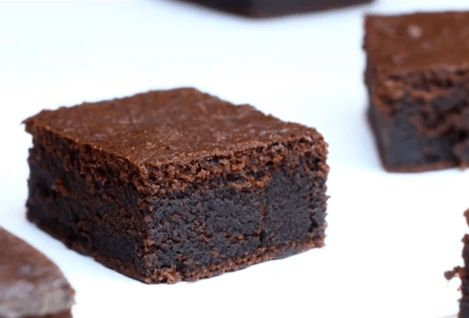 Брауни без шоколада