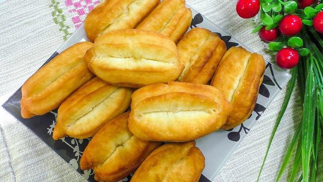Воздушные пончики без дрожжей