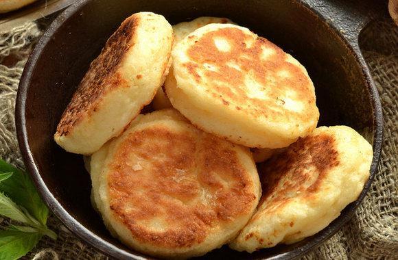 Сырники без муки за 5 минут