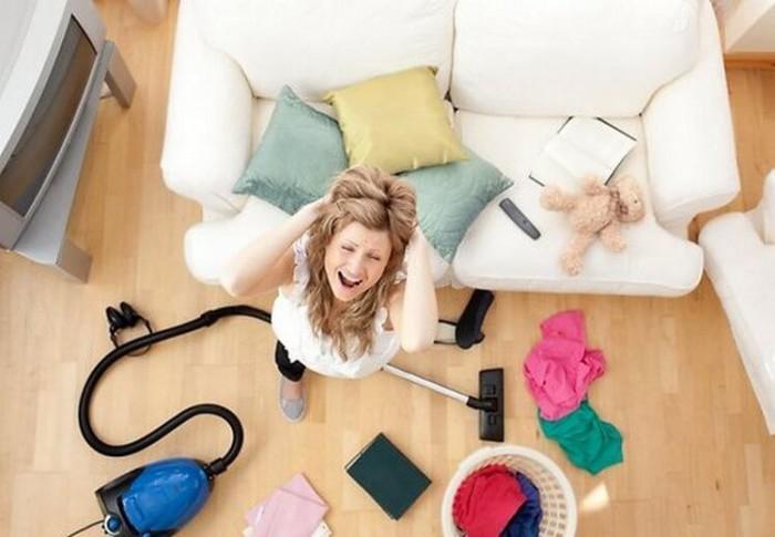 Как уборка в доме может повлиять на Вашу жизнь