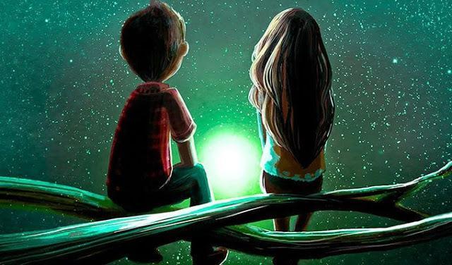 Если двум душам суждено быть вместе, они найдут друг друга