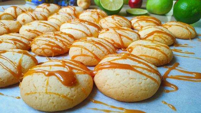 Песочное печенье необыкновенное