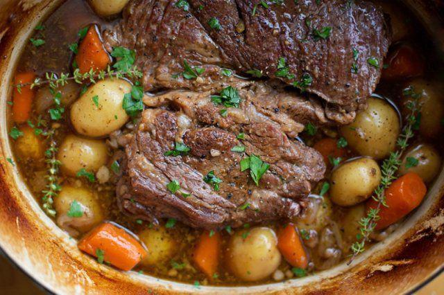 20 простых блюд из картофеля на каждый день