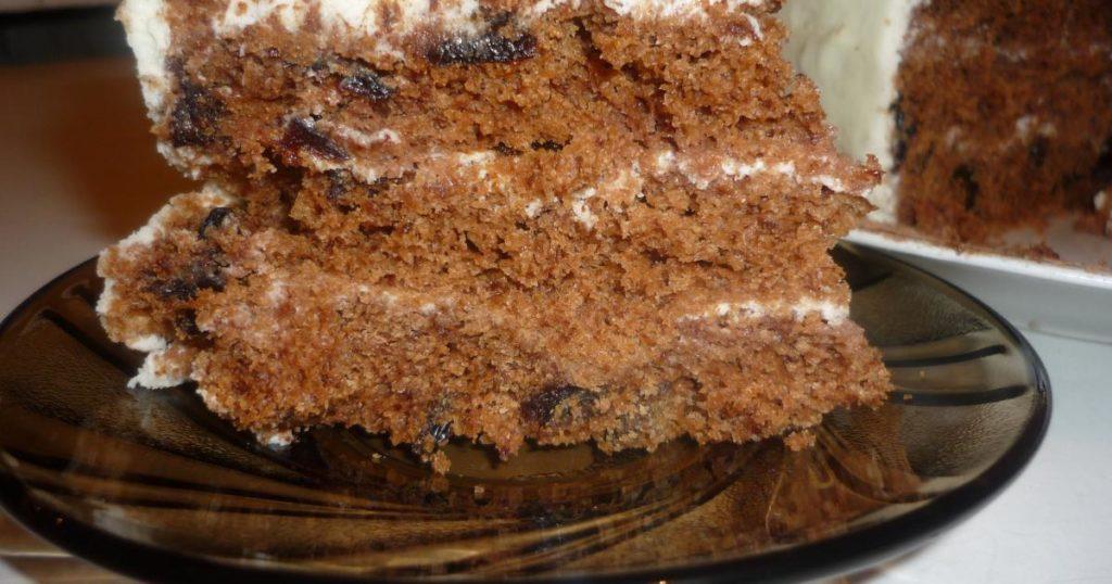 Быстрый торт Ленивый. Вкус вам понравится