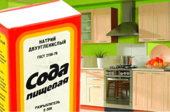 22 применения пищевой соды для идеальной чистоты в вашем доме