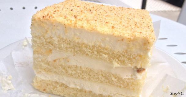 Тортик «Славянка» с необычным нежным кремом