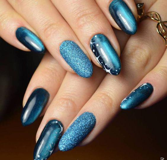 30 красивенных вариантов маникюра для овальной формы ногтей