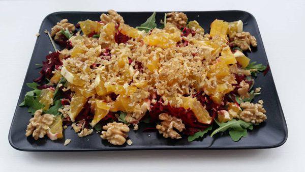 12 рецептов постных салатов, которые понравятся каждому