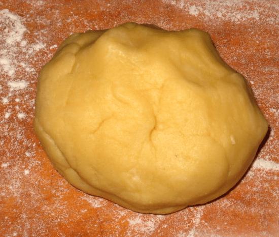 Универсальное и очень простое песочное тесто