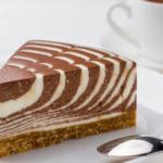 Быстрый творожный тортик с печеньем без духовки