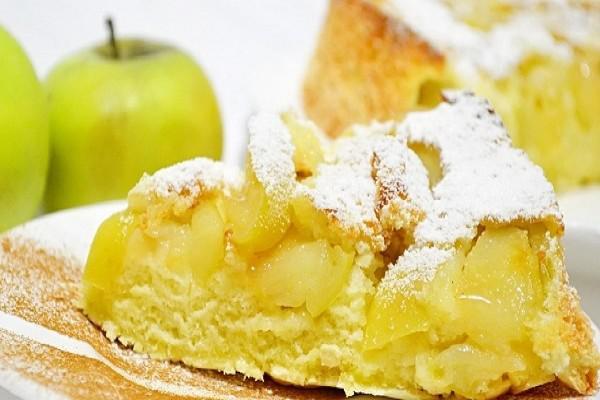 7 рецептов пирога Шарлотка на любой вкус