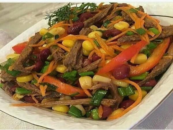 5 рецептов вкуснейших мясных салатов