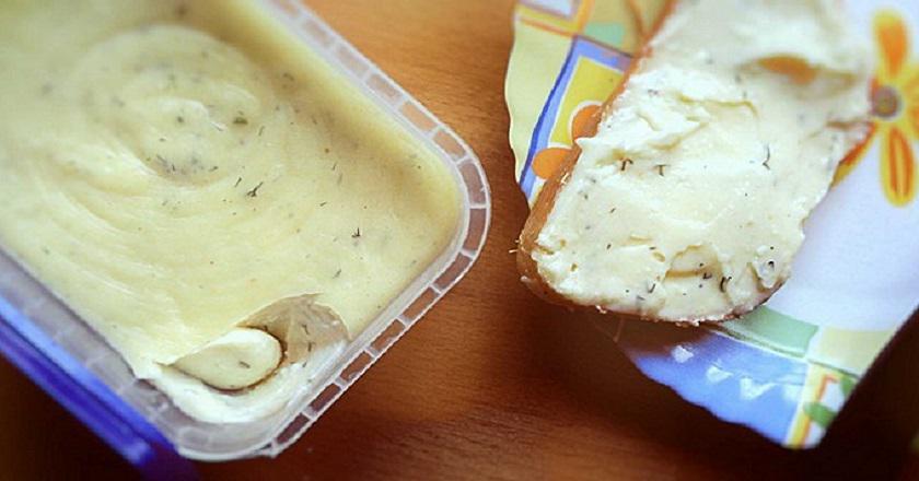 Любимый плавленный сырок «Янтарь» в домашних условиях