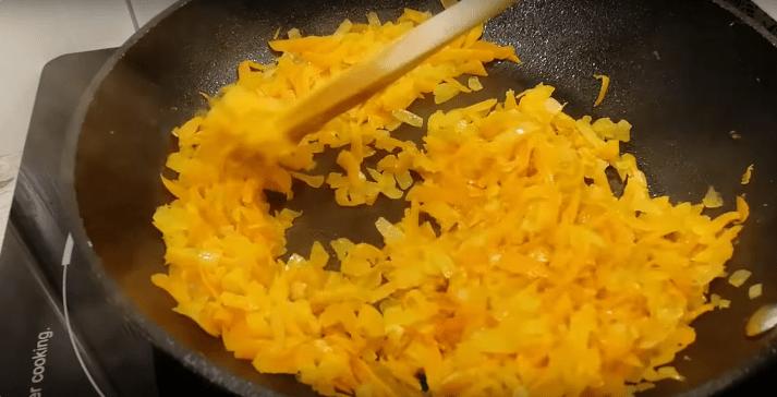 Гречка с овощами и специями. Так вы ещё не готовили!