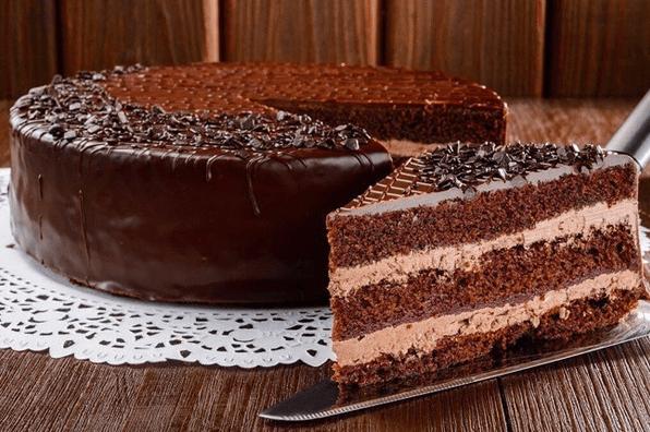 Готовим торт Прага по правильному рецепту. Это не сложно