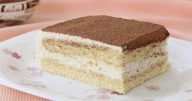 Самый простой и любимый творожный тортик с творогом