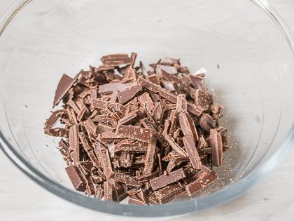 Несложный медово-шоколадный тортик с нутеллой