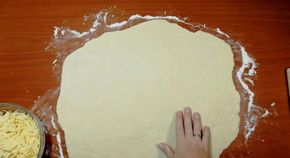 Вы будете в восторге от этих простых и вкусных сырных лепёшек