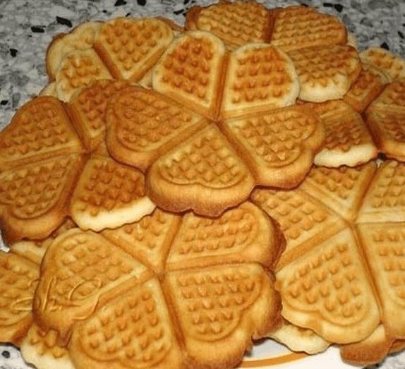 Старый рецепт вкуснейшего печенья на молоке