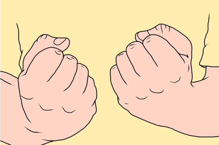Как нормализовать давление простым движением рук