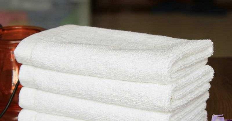 Как без особых усилий вернуть кухонным полотенцам прежнюю белоснежность