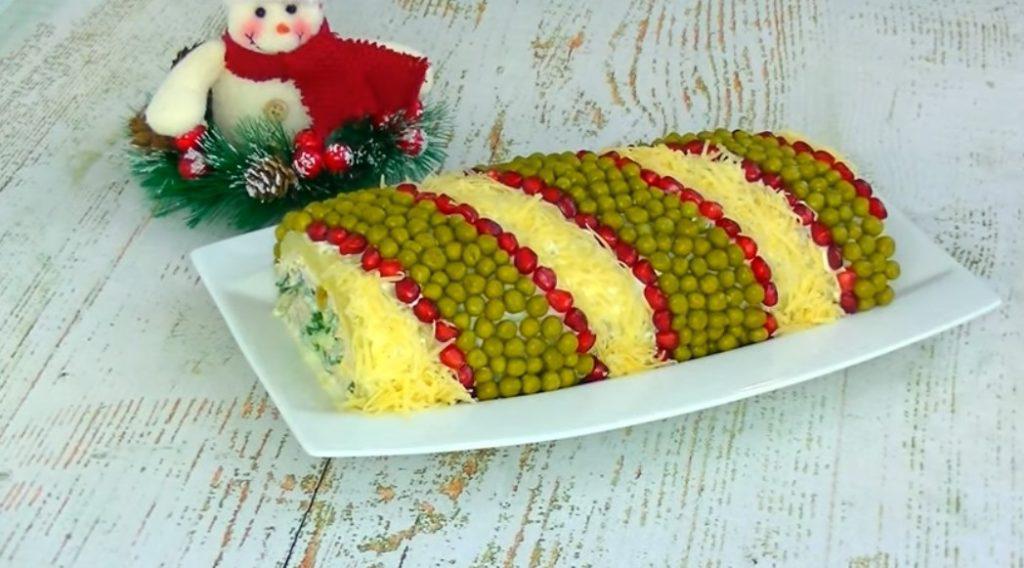 Красивенный король салатов на Вашем праздничном столе