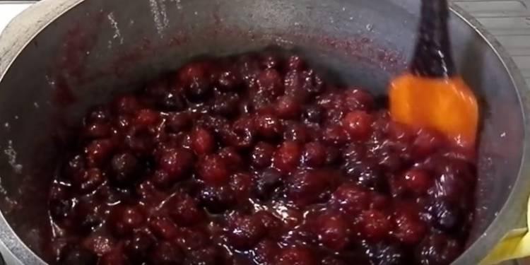Быстрое варенье из любых ягод. Море вкуса и витаминов