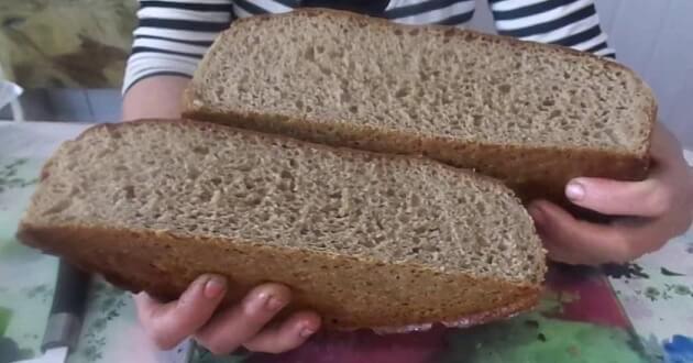Как испечь натуральный хлеб на кефире с отрубями дома