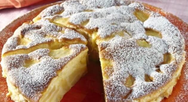 Настоящий итальянский яблочный пирог теперь у вас дома
