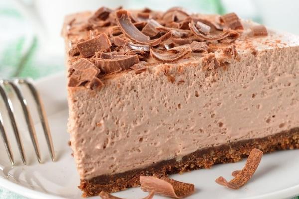 Нежное домашнее творожно-шоколадное суфле. Райский десертик!