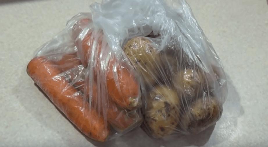 Как очень быстро сварить любые овощи, когда совсем нет времени